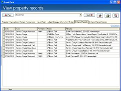 Find reports for a specific record easily
