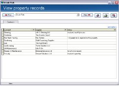 Add contracts at supplier or property level